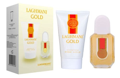 LAGHMANI GOLD  FP8197 2pc Gift set
