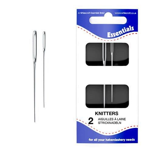 70201 - Essentials 14/18's Knitters Hand Sewing Needles