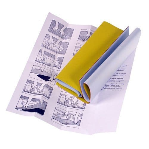 76411 Tracing Paper -10 Boxes of 5 Sheets