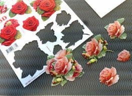 Step By Step Decoupage Sheets