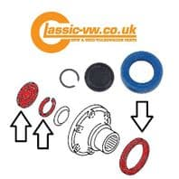 020 Gearbox Drive Cup Seal Kit 020498085 (Early)