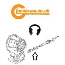 Automatic Gearbox Clip 010409189