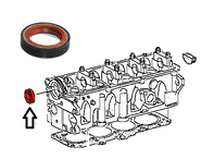 Camshaft & Crankshaft Seal 068103085E