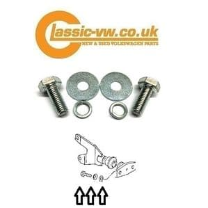 Mk1 Golf Front Engine / Gearbox Mounting Bolt / Washer Set N01025414 Jetta, Caddy, Scirocco