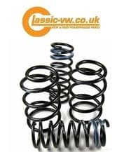 Mk2 Golf Eibach Pro-Kit Lowering Springs 8V, Jetta