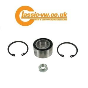 Mk2 Golf Front Wheel Bearing Kit 86-92 (CX) 357498625B, Jetta,
