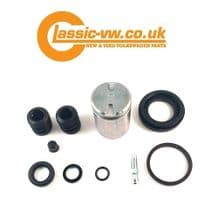 Rear Brake Caliper Rebuild Kit, 38mm Piston, Lucas/Girling/Trw, Mk2 Golf, Jetta, Scirocco