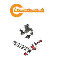 Scirocco Factory Sunroof Guide Arm Kit Left  321877157, 443877729, 443877721B Genuine