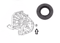 Shaft Seal, 4 Speed Small Block 084311113A
