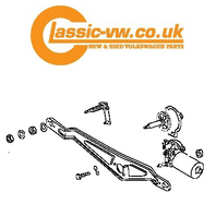 Wiper Motor & Linkages