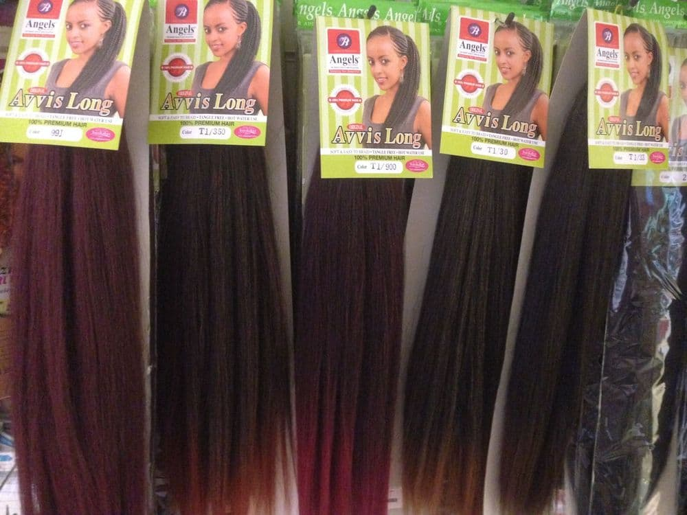 Angels Avvis Ultra Pre-Stretched  Synthetic Hair Braids 24 inches