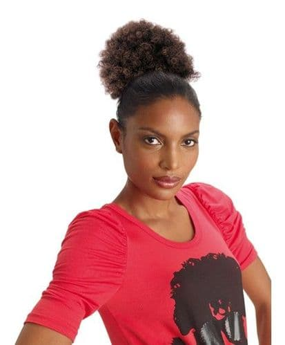 Big Afro EZ  Drawstring Hair bun by Sleek