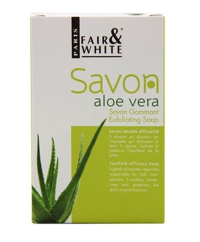 Fair and White Aloe Vera Soap 200g