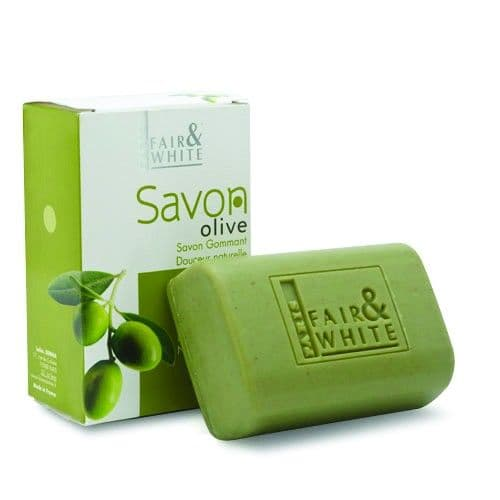 Fair & White Olive Soap 200g