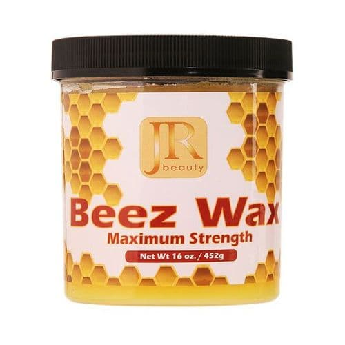 JR Beauty Bee Wax Max Strength 16oz