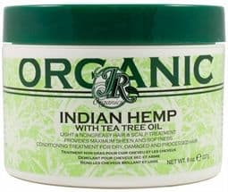 JR Organic Indian Hemp with Tea Tree oil