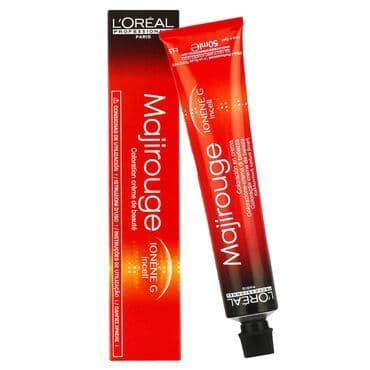 Loreal Professional Majirouge Permanent Hair Colour -  50ml  Red Shades