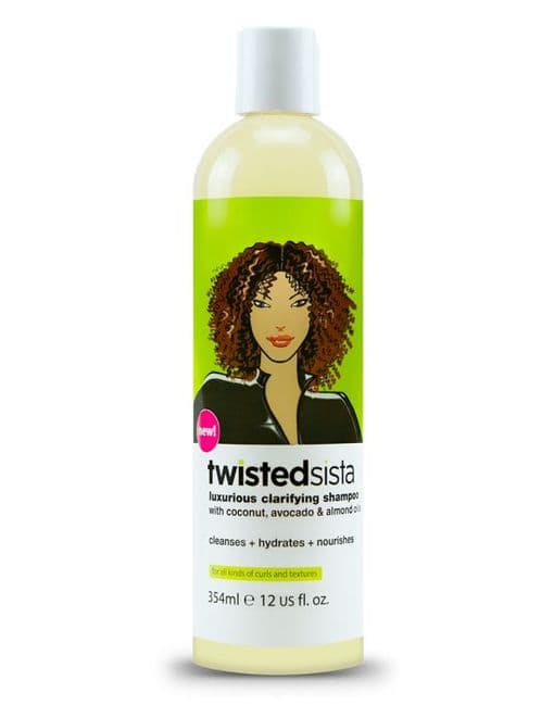 Luxurious Clarifying Shampoo. Twisted Sista