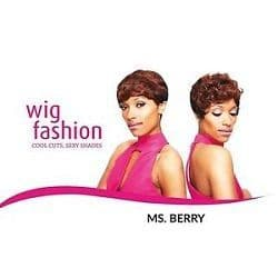 Ms Berry Short Pixie Style Wig Fashion Idol