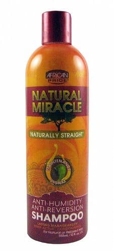Natural Miracle Anti-Humidity Anti-Reversion Shampoo 355ml