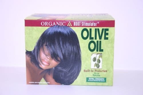 Olive Oil Relaxer Kit