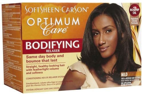 Optimum Care Bodifying No-Lye Relaxer Mild