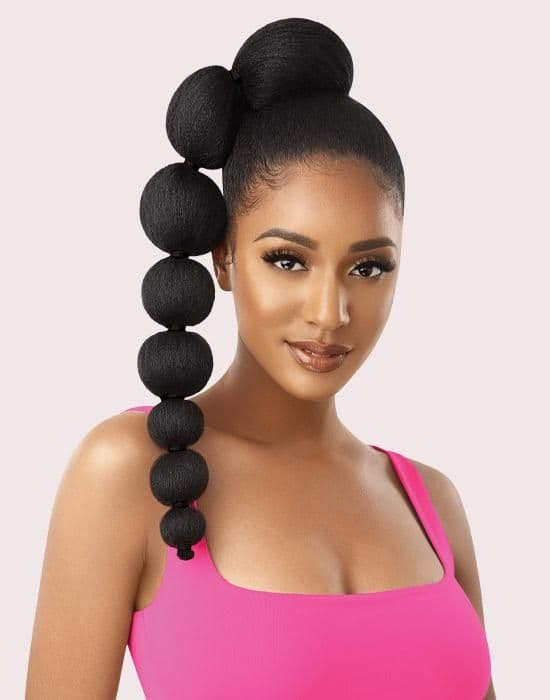 Outre Afro Puff Bubble  Hair Pony
