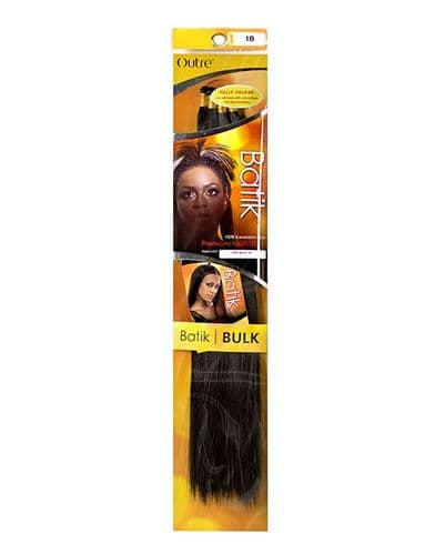 Outre Batik Bulk Braids Synthetic 30 inches