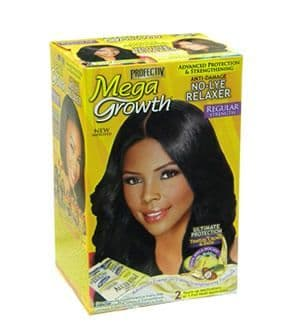 Protective Mega Growth 2 App Relaxer Kit Regular Strength
