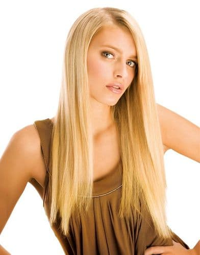 Sensationnel Premium Now  European Straight Human Hair Weave Extensions 18inches