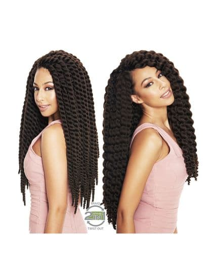 SLEEK Mambo Satin Twist- Pretwisted Hair Long 22 inches