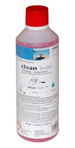 ​​​​​​​Clean boiler descaler 500ml
