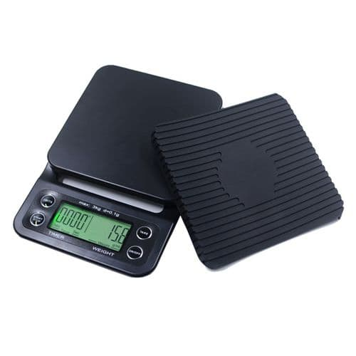 Coffee digital scales and timer  3kg