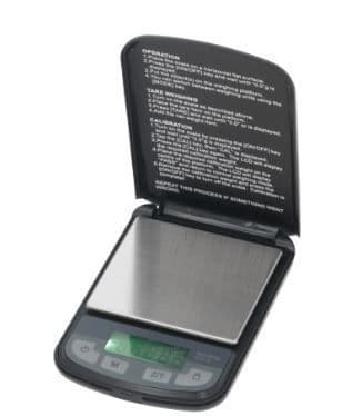 Coffee grounds digital scales 600g