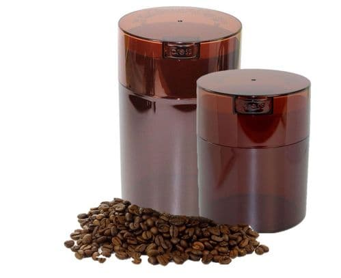 Coffee Vac  amber 250g 500g  set
