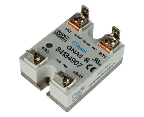 Crouzet static relay switch 25amp