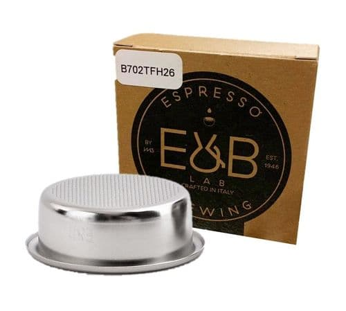 E&B  Competition Flat  double filter basket
