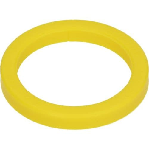 E61 Yellow silicone group gasket 8.5mm