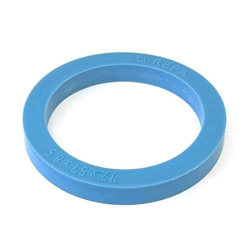 Gaggia group gasket 8.5mm Silicon