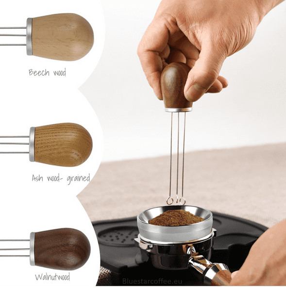 Wooden needle distributer WDT tool