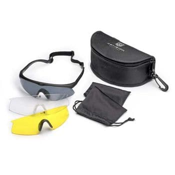 Revision Sawfly TX PRO Deluxe Kit Eyewear System (3 Lenses)   Gunpoint Gear