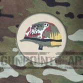"Gun Point Gear ""Born To Kill"" Morale Patch"
