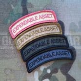 Gun Point Gear Expendable Asset Tab