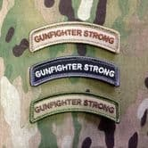 Mil-Spec Monkey Velcro Morale Patch Gunfighter Strong