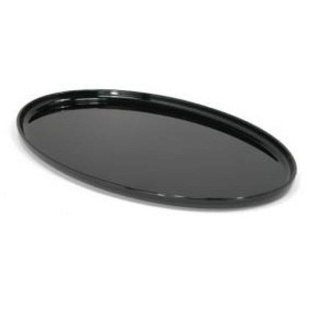 Courtesy Trays Small Black (Qty 5)