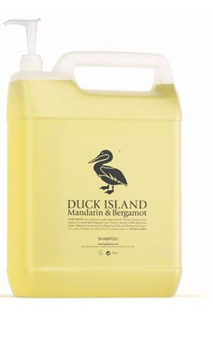 Duck Island 5 Ltr Refills for Shampoo (Pump Not Included)