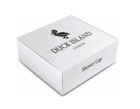 Duck Island Boxed Shower Caps