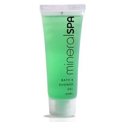 Mineral Spa Bath & Shower Gel 30ml Tube
