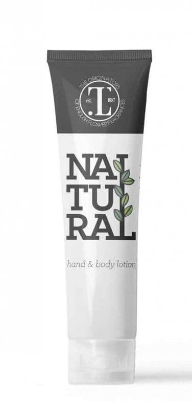 Taylor of London Natural Eco-Aware 30ml Hand & Body Lotion Tubes