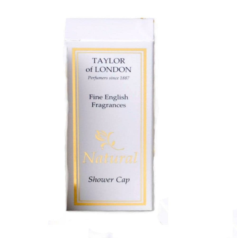 Taylor of London Natural Shower Caps (500)